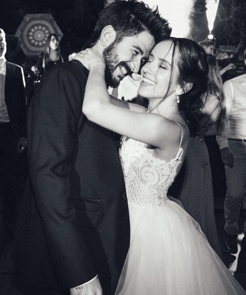 evaluna y camilo boda